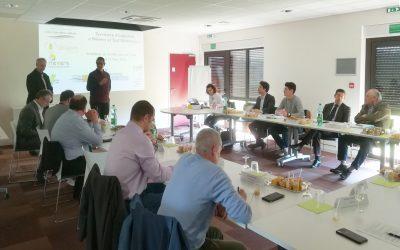 Première réunion de travail des industriels du Territoire d'industrie «  Nevers Val de Loire »