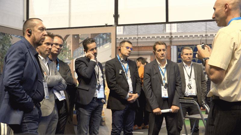 Rencontre au Sommet de l'innovation