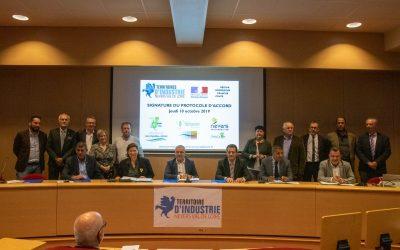 Territoire d'industrie Nevers Val de Loire : le protocole d'accord est signé