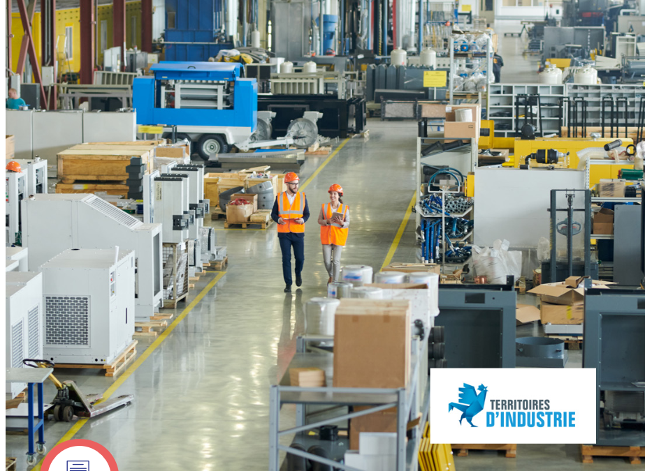 Pack Rebond, un nouvel élan pour les Territoires d'industrie