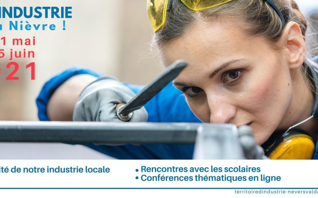 Kit de communication «Osez l'industrie dans la Nièvre !»